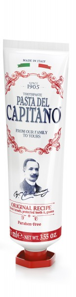 Pasta del Capitano Original Recipe 25ml Zahncreme