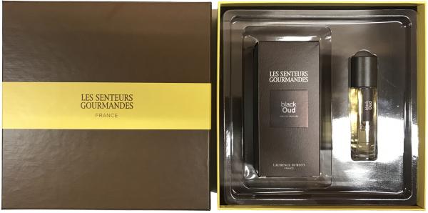 LES SENTEURS GOURMANDES BLACK OUD Geschenkbox im Levinia Maria e-Shop online kaufen