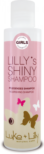 Luke + Lilly Lillys Shiny Shampoo 150ml