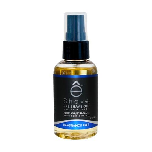eShave Pre Shave Öl 60ml parfümfrei