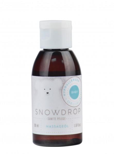 Snowdrop sanftes Baby Massageöl mit 50ml im Levinia Maria e-Shop kaufen