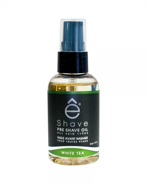 eShave Pre Shave Öl 60ml Weisser Tee
