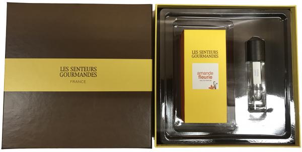 LES SENTEURS GOURMANDES AMANDE FLEURIE UND MUSC BLANC im Levinia Maria e-Shop online kaufen