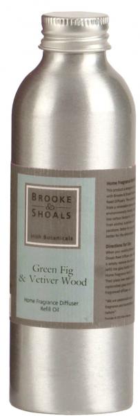 Refill Brooke & Shoals Raumduft Lufterfrischer Grüne Feige & Vetiver
