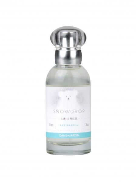 Snowdrop sanfte Babypflege Babyparfüm mit 30ml im Levinia Maria e-Shop kaufen