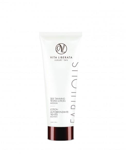 Vita Liberata Fabulous Self Tanning Tinted Lotion Medium 100ml