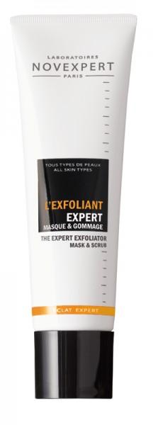 NOVEXPERT Exfoliator Maske & Peeling 50ml