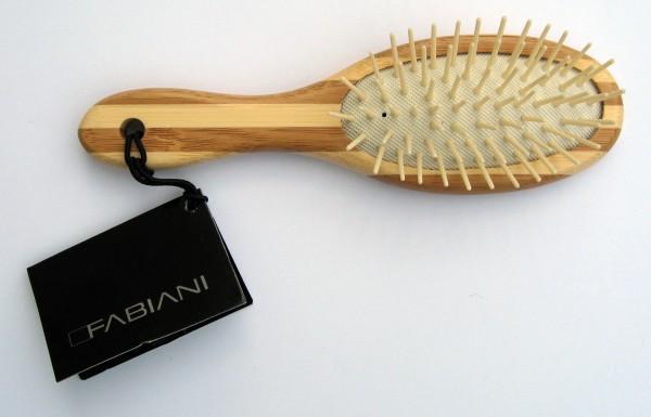 FABIANI Massagebürste Bambus 1_3