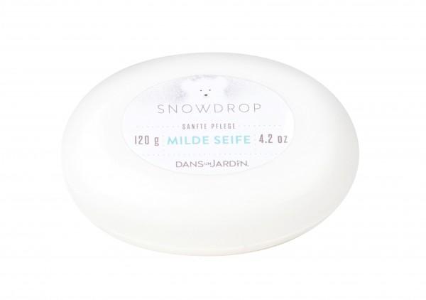 Snowdrop sanfte Babyseife mit 120g im Levinia Maria e-Shop kaufen