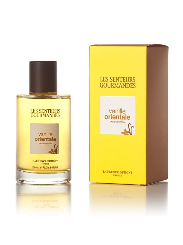 LES SENTEURS GOURMANDES VANILLE ORIENTALE 100ml im Levinia Maria e-Shop online kaufen