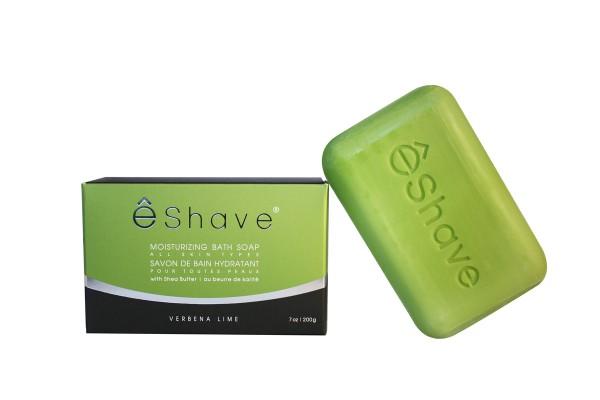 eShave Badeseife Verbene Limette 200g