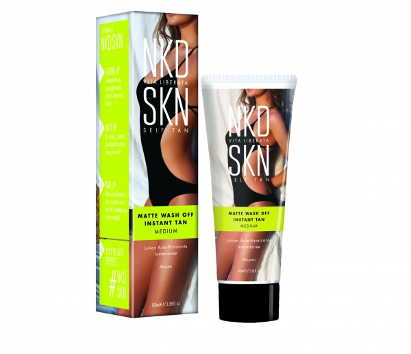 NKD SKN Matte Wash Off Bronzer Medium 100ml