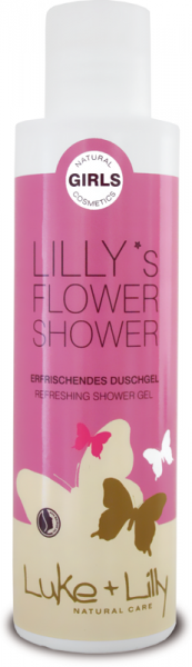 Luke + Lilly Lillys Flower Shower Duschgel 150ml