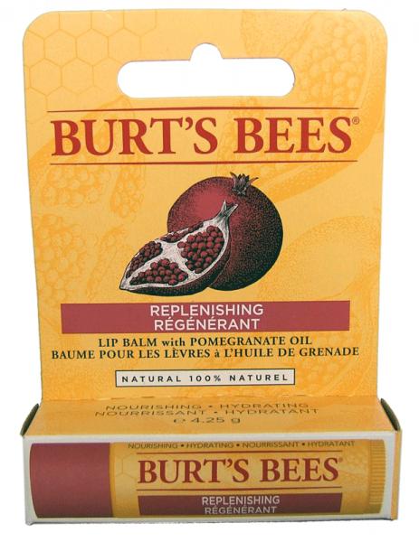 Burt`s Bees Granatapfel Lippenbalsam Stick 4,25 Gramm