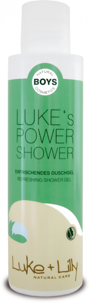 Luke + Lilly Lukes Power Shower Duschgel 150ml