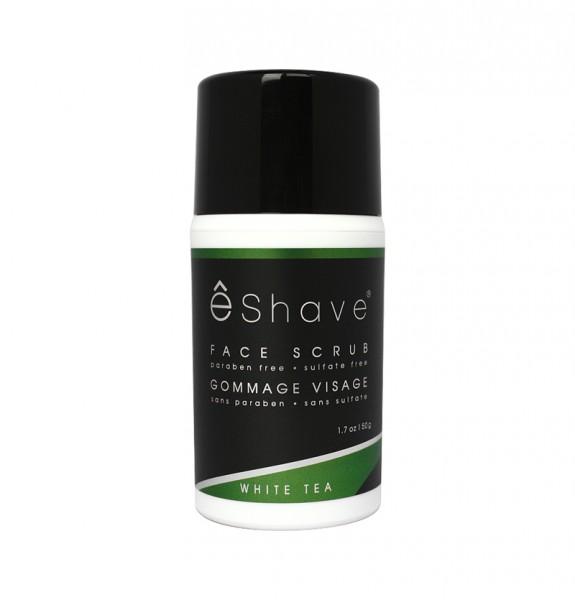 eShave Waschlotion face scrub 50g